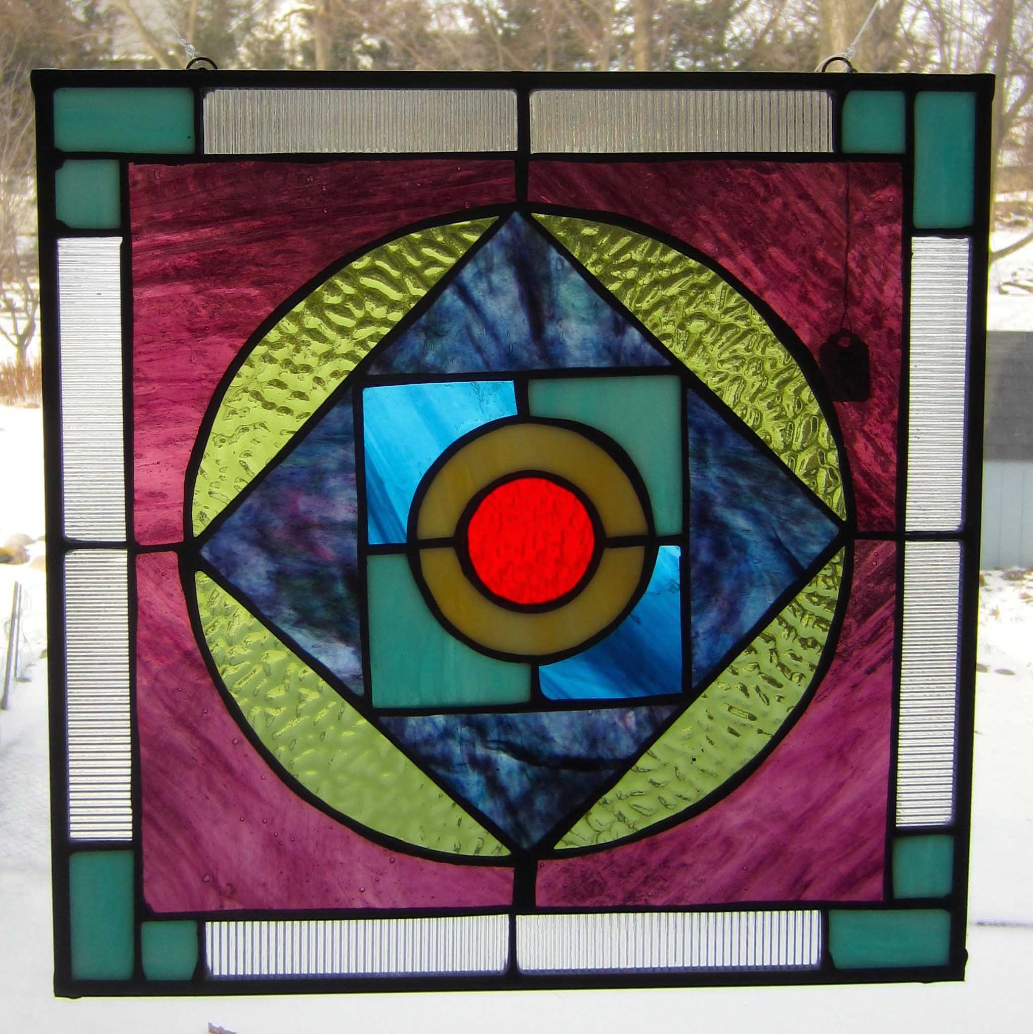 Quilter's patch 1